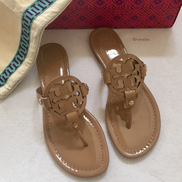 8db73600e7c7e NIB✨Tory Burch Miller Sandals. M 5b2bc9545c445274e7fa1be2
